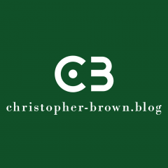 Christopher Brown – Blog